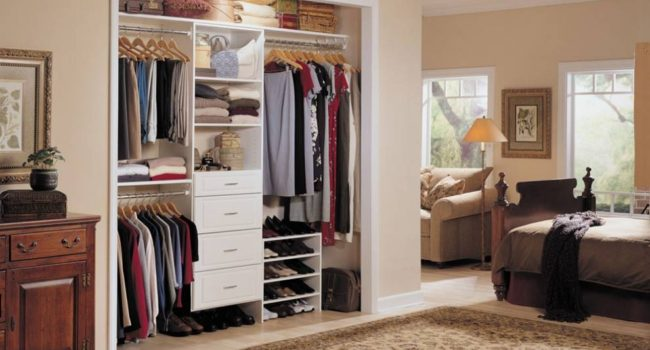 Wardrobe Design Ideas For Your Bedroom (46 Images) with Wardrobe Closet Designs - House Design Inspiration